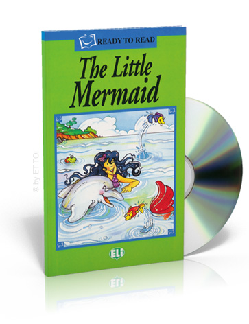 ELi Readers Green Series: (A1) Little Mermaid with CD