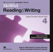Skillful Level 4 Reading and Writing Digital Student's Book Pack