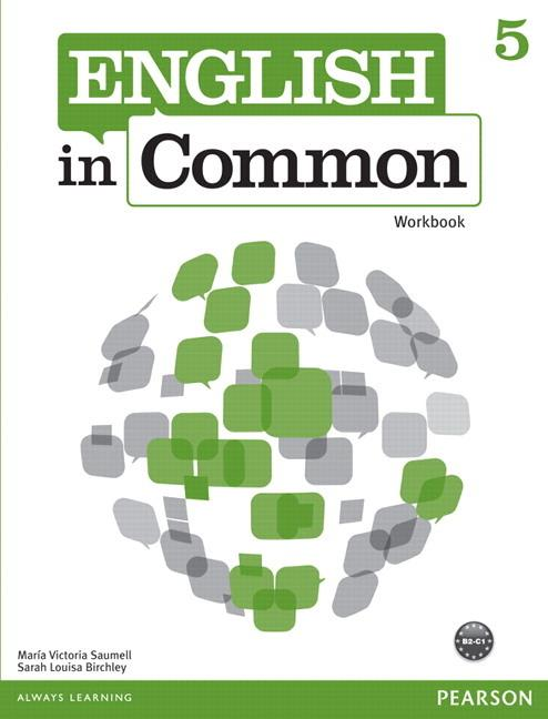English in Common 5 Workbook