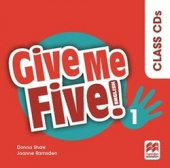 Give Me Five! 1 Audio CDs