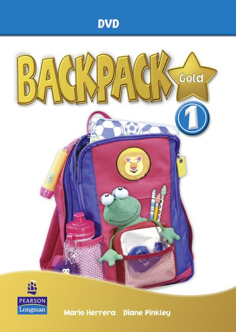 Backpack Gold Level 1 DVD