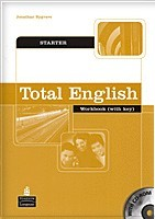 Total English Starter Workbook with key and CD-ROM