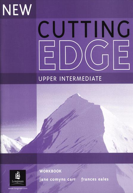 New Cutting Edge Upper-Intermediate Workbook without Answer Key