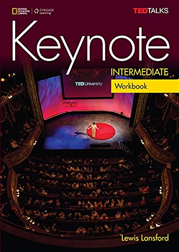 Keynote Intermediate Workbook with Audio CD (2)