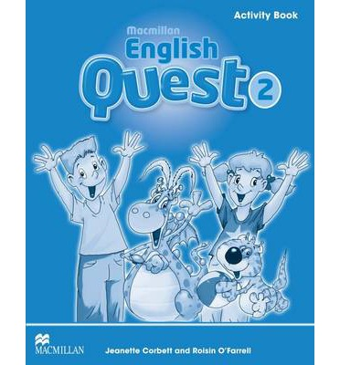 Macmillan English Quest Level 2 Activity Book