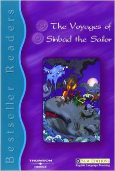 Bestseller Readers Level 2: The Voyages of Sinbad the Sailor with CD