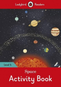 Ladybird: Space Activity Book
