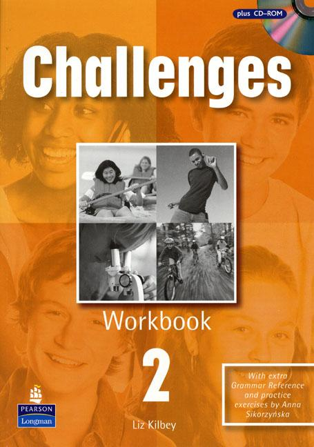 Challenges Level 2 Workbook and CD-Rom Pack