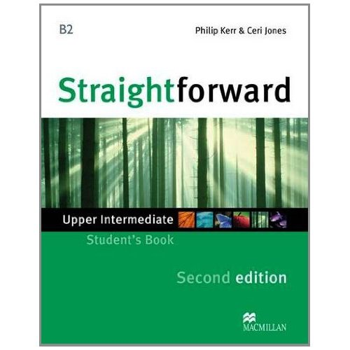 Straightforward (Second Edition) Upper Intermediate Student's Book