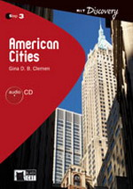 Reading & Training Discovery Step 3: American Cities + Audio CD