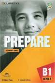 Prepare 2nd Edition 4 Teacher's Book with Downloadable Resource Pack