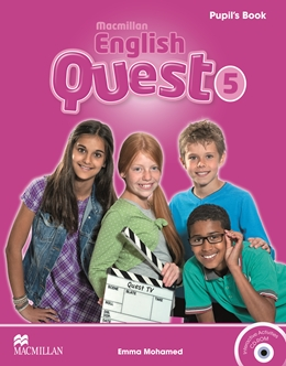 Macmillan English Quest Level 5 Pupil's Book Pack