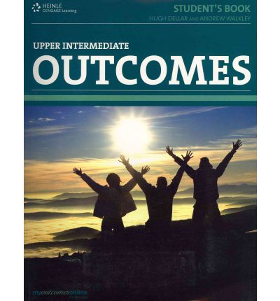 Outcomes Upper Intermediate: Students Book (with Pincode & Vocabulary Builder)