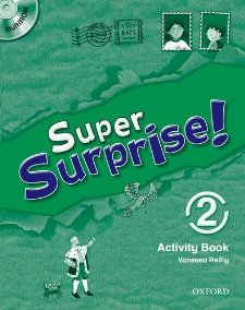 Super Surprise! 2 Activity Book and Multi-rom Pack