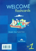 Welcome 1 Picture Flashcards