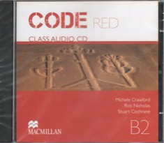 Code Red B2 Class Audio CD (Лицензия)