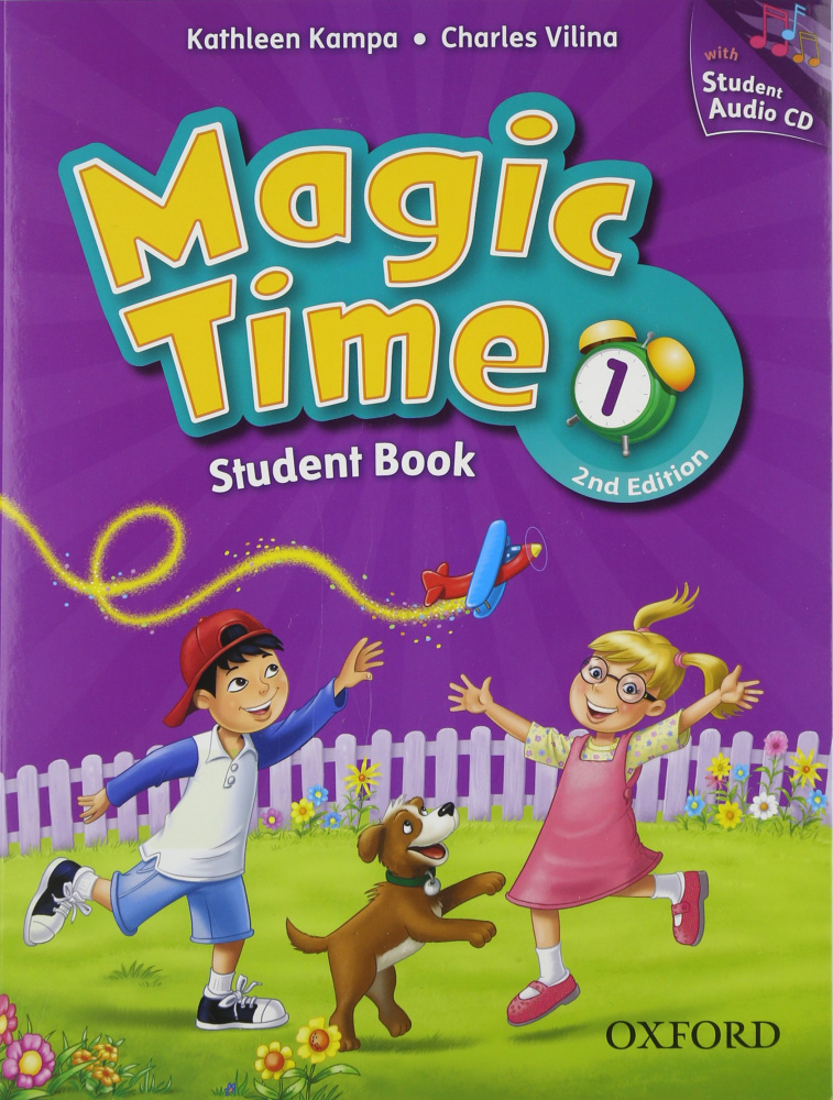 Magic Time (Second Edition) 1 Student Book & Student CD Pack