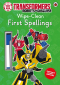 Ladybird: Transformers: Robots in Disguise - First Spellings