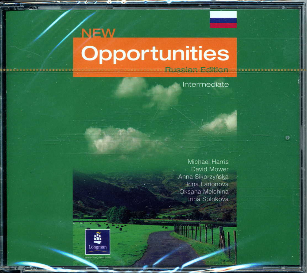 New Opportunities (Russian Edition) Intermediate Class CD (3) (Лицензия)