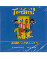 Oxford Team 1 Class Audio CDs (2)