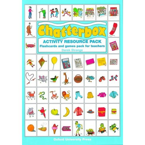 Chatterbox Level 1 & 2 Activity Resource Pack