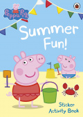 Ladybird: Peppa Pig: Summer Fun! Sticker Activity Book