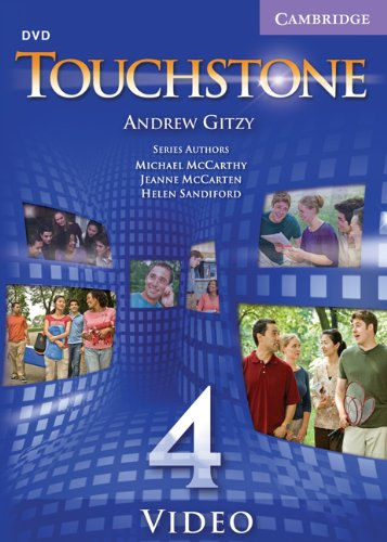 Touchstone Level 4 DVD