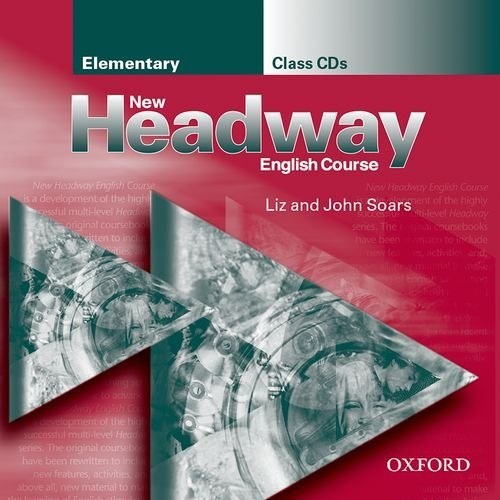 New Headway Elementary Class CD (2)