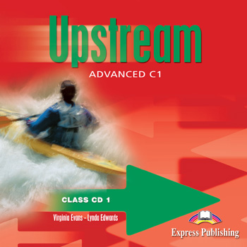 Upstream Advanced C1 Class Audio CDs (set of 5).