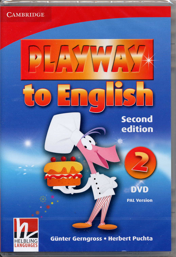 Playway to English (Second Edition) 2 DVD
