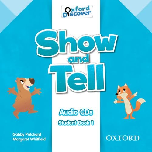 Show and Tell Level 1 Class CD