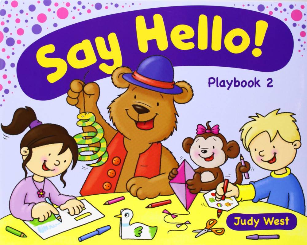 Say Hello! Level 2 Play Book