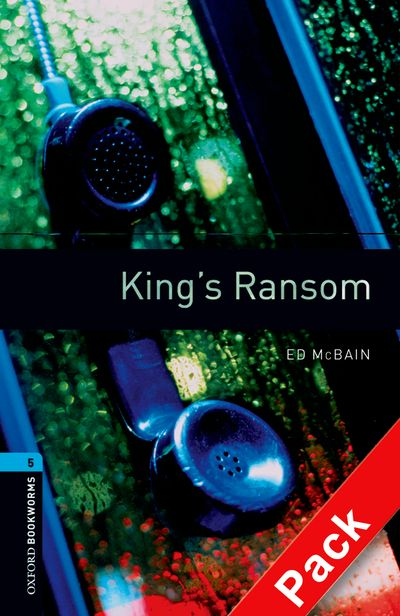 OBL 5: King's Ransom Audio CD Pack