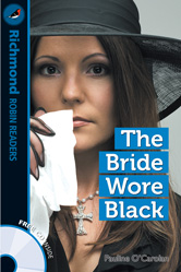 Robin Readers Level 2 The Bride Wore Black