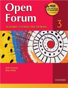 Open Forum 3 Student Book