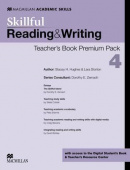 Skillful Level 4 Reading and Writing Teacher's Book Premium Pack