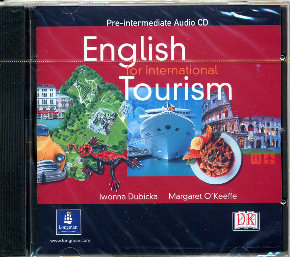 English for International Tourism Pre-Intermediate Class Audio CD (Лицензия)