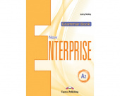 New Enterprise A2 Grammar Book with Digibooks