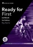 Ready for First 3rd Edition: Workbook (- Key) + Audio CD Pack