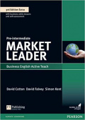 Market Leader 3rd Edition Extra Pre-Intermediate ActiveTeach CD-ROM