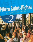 Metro Saint - Michel 2 CD Audio (2) collectif