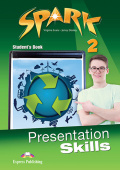 Spark 2 (Monstertrackers) Presentation Skills Student's Book
