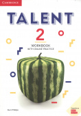 Talent 2 Workbook With Online Practice