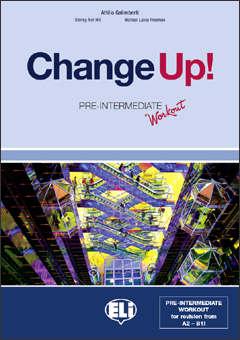 Change Up! Intermediate Digital Book
