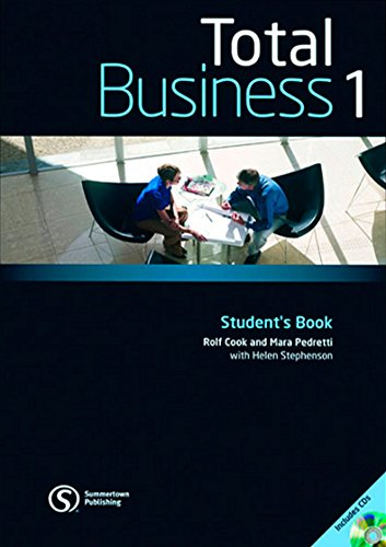 Total Business 1 Students Book