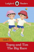 Ladybird: Topsy and Tim: The Big Race  (PB) +downloadable audio