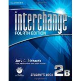 Interchange Fourth Edition 2 Student's Book B with Self-study DVD-ROM
