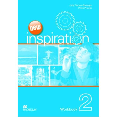 New Inspiration 2 Workbook
