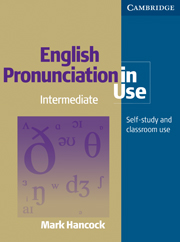 English Pronunciation in Use Intermediate Book with answers and Ausio CDs (4)