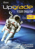 Upgrade Your English [Starter]: Student's Book + Workbook + Ebook